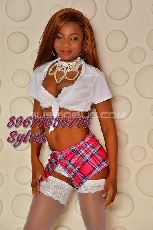 Проститутка Sylvia